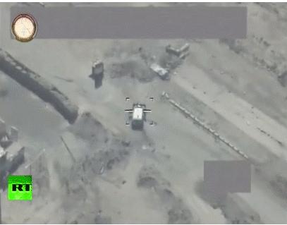 中国彩虹4在伊拉克参战立功 对IS造成重大伤亡