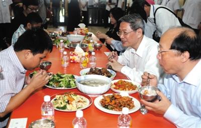 张志军访台遭干扰 三大成果增加政治互信