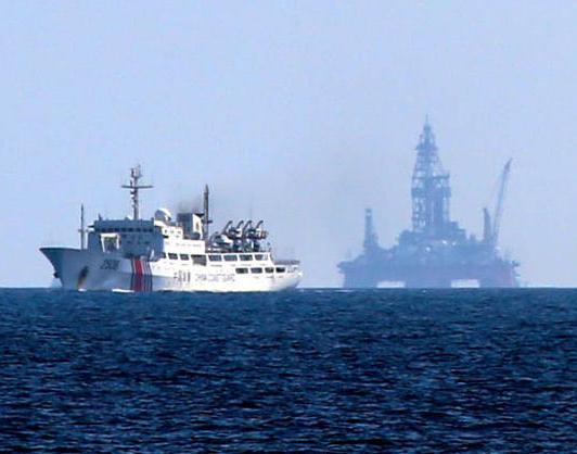 中越还是争端最新消息:中方要求越南从西沙撤船撤人