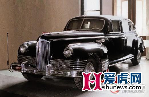 毛泽东最爱的专车吉斯115 10辆奔驰也换不到